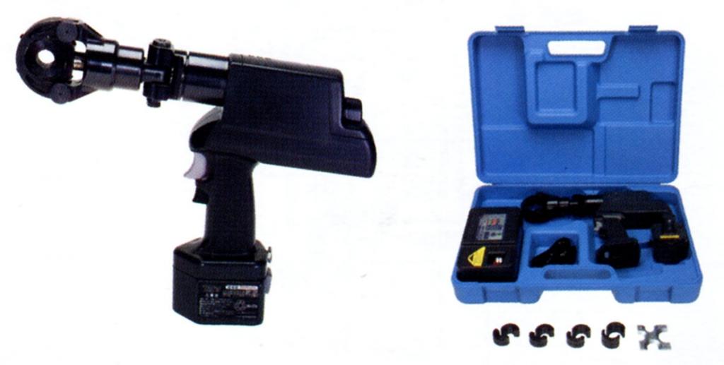 電動式プレス工具セット