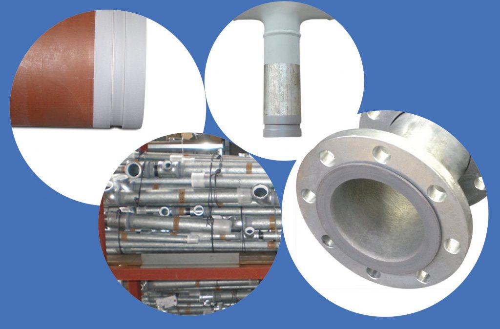 炭素鋼鋼管加工